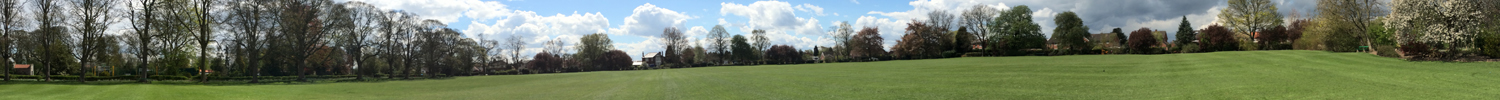 Howden Ashes | A charity-run 17-acre public space